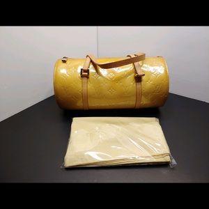 Louis Vuitton Vernis Papillon Bedford shoulder bag